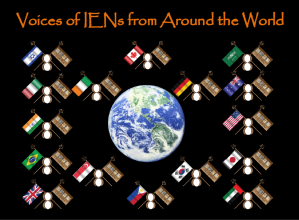 Voices from Around the World logo