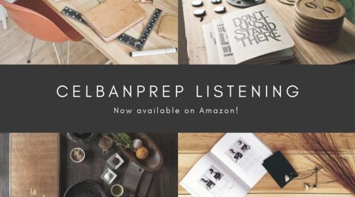 CELBANPrep Listening