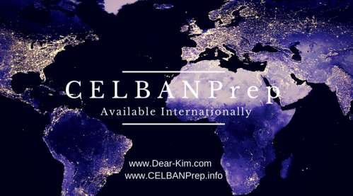 CELBANPrep available internationally